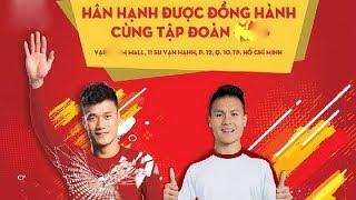 Ai cũng bất ngờ khi biết thủ môn Bùi Tiến Dũng và tiền vệ Quang Hải U23 Việt Nam sẽ làm điều này!