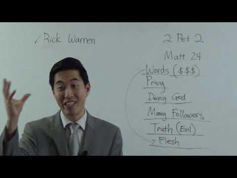 TOP FOUR DEMON PASTORS. Who??? | Dr. Gene Kim