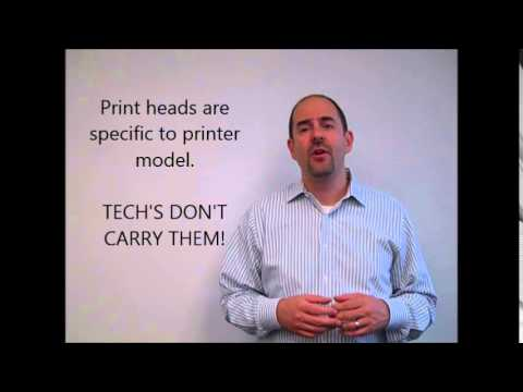 thermal print head spares