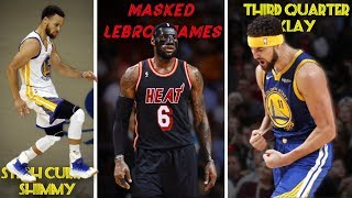 """NBA """"You Know You Are In Trouble When..."""" Moments [Pt 2]"""