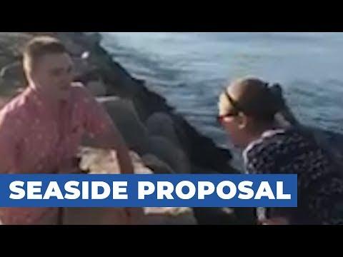 Teacher's Birthday Proposal