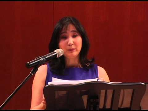 "Patty Chang Anker reading ""The Cookie Jar"""