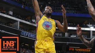 Golden State Warriors vs Sacramento Kings Full Game Highlights / March 31 / 2017-18 NBA Season