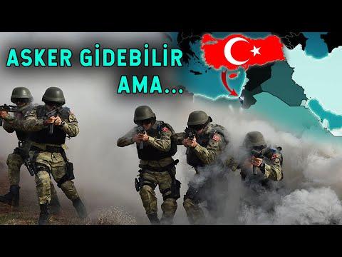 Türkiye Filistin'e Asker Gönderebilir Mi?