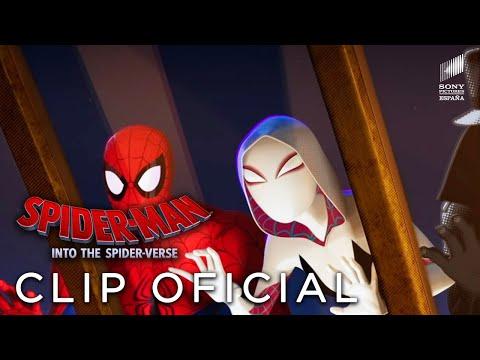 SPIDER-MAN: UN NUEVO UNIVERSO. Spider-Ham. En cines 21 de diciembre.