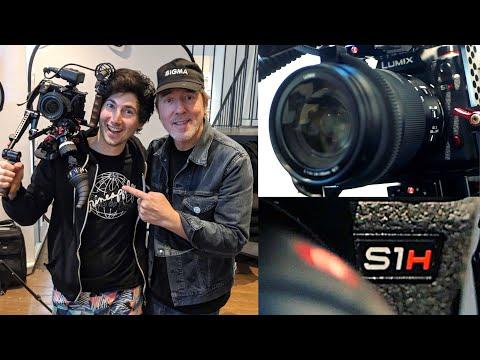 FILM MAKING WITH PANASONIC LUMIX S1H & NICK DRIFTWOOD 🎬