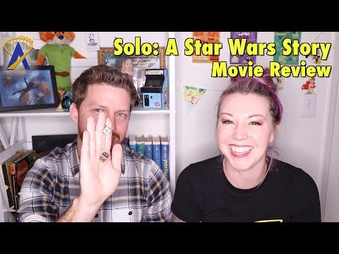 Spoiler-Free Movie Review of 'Solo: A Star Wars Story'