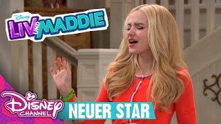 LIV & MADDIE - Clip: Neuer Star | Disney Channel App 📱