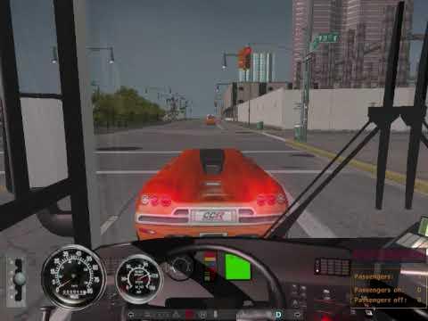 download gameplay city bus simulator 2010 part 1 youtube. Black Bedroom Furniture Sets. Home Design Ideas