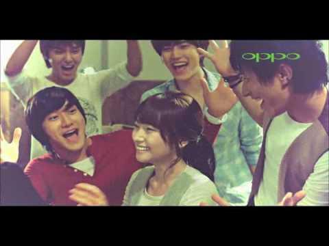 [091026] Super Junior - M CF OPPO REAL