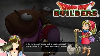 Dragon Quest Builders - Secret Villager Androooo! Ep91