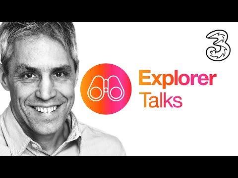 John Ekman: Voice – The Third Digital Evolution | Explorer Talks – 11 January 2019 | Tre Sweden