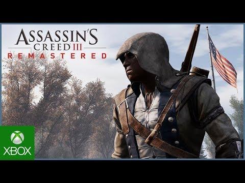 Assassin's Creed III: Remastered Comparison Trailer