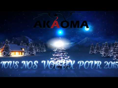 Voeux 2015 Akaoma