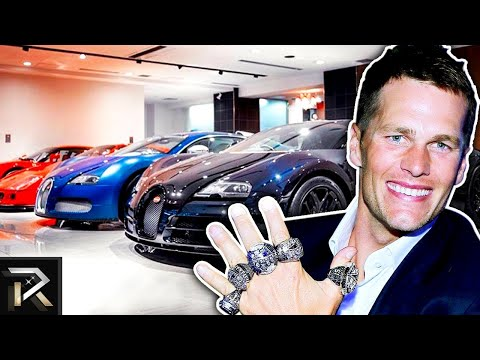 This Is How Tom Brady Spends His Millions