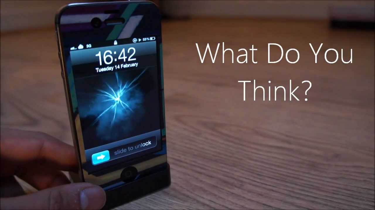How to get live wallpapers for your idevice no jailbreak - Jailbreak wallpaper ...