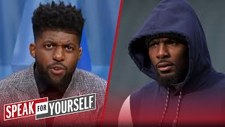 Lamar Jackson is not interested in Dez Bryant joining Ravens — Acho | NFL | SPEAK FOR YOURSELF