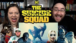 The Suicide Squad (2021) - Official RED BAND Trailer Reaction / Review