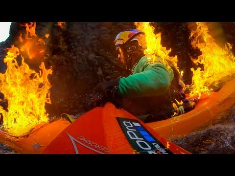 GoPro: The Fire Fall with Rafa Ortiz