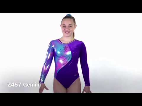Gemini Long Sleeve Leotard