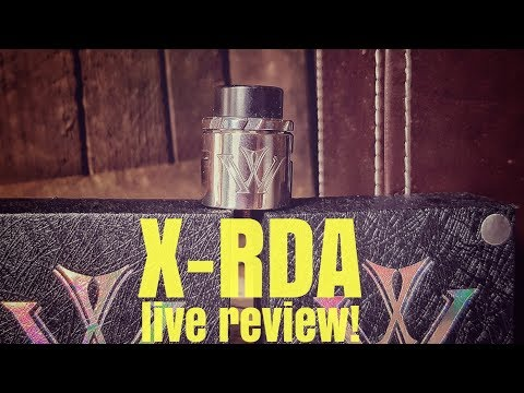 video Vxv X 24mm Bf Rda
