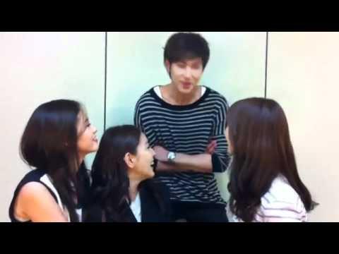 BoA. Yunho, Yeon Hee, Ara after Win Win recording