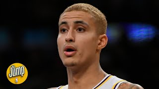 The Lakers are willing to trade Kyle Kuzma, but there are complications - Brian Windhorst | The Jump