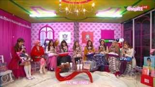 "[130105][ENG][HD] SNSD - ""Girls' Generation Viewable Radio"" Talk at Naver V-Concert (1/3)"