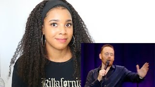 BILL BURR STAND UP - NO REASON TO HIT A WOMAN | Reaction
