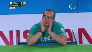 Judo | Brazil v Uzbekistan | Men's -100 kg Semi-final | Rio 2016 Paralympic Games