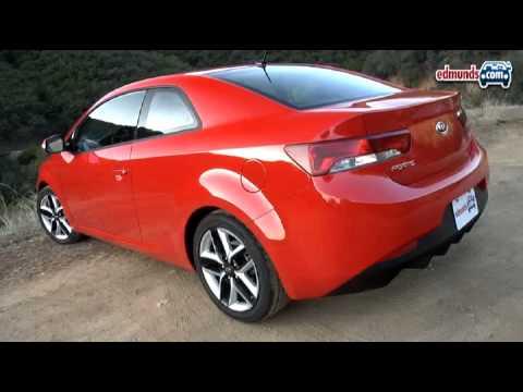 Kia Forte Koup SX | Road Test | Edmunds.com