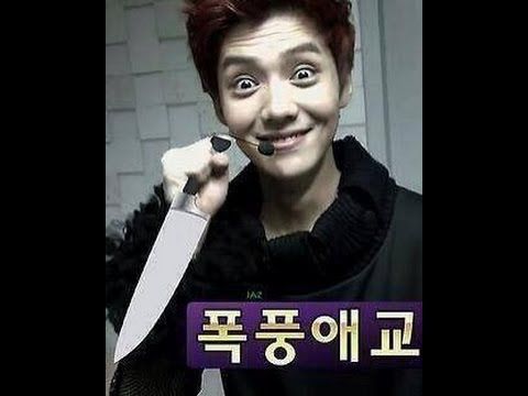 EXO funny moments 2013