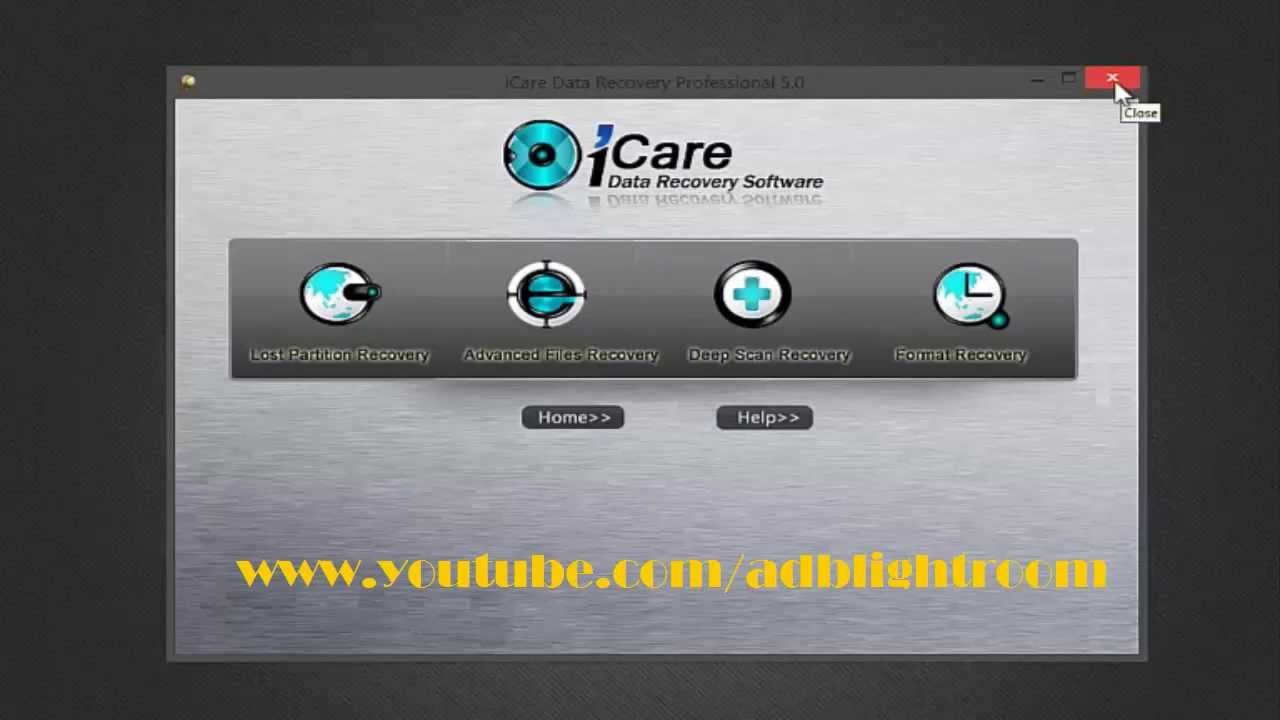 icare data recovery professional