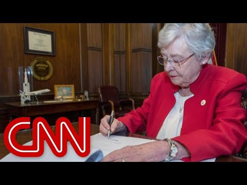 Alabama's restrictive anti-abortion bill signed into law