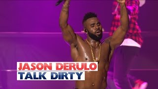 Jason Derulo - 'Talk Dirty' (Live At The Jingle Bell Ball 2015)