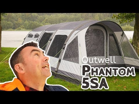 video Outwell Phantom 5SA