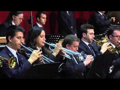 BANDA MUNICIPAL DE MÚSICA DE DAIMIEL Pasodoble Traner de Rafael Talens