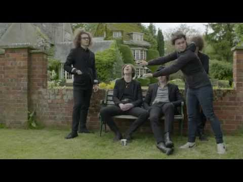Behind The Scenes with British rock stars Catfish And The Bottlemen