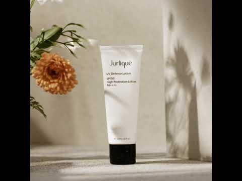 feelunique.com & Feel Unique Promo Code video: Jurlique UV Defence lotion SPF50 | Feelunique
