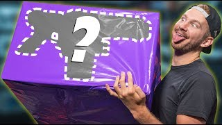 NERF Mystery Box Challenge! [Ep. 3]
