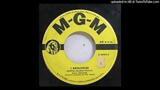 05 I Apologize-Billy Eckstine