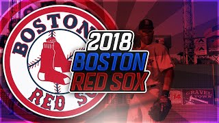 MLB® The Show™ 18 Boston Red Sox - Franchise Game 43 Of 162 (Ps4 Pro) Part 1
