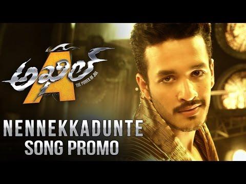 Akhil-Song-Promo