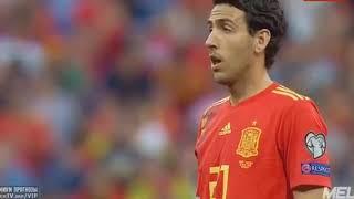 Tây Ban Nha vs Thuỵ Điển 3-0/highlight 11/6/2019
