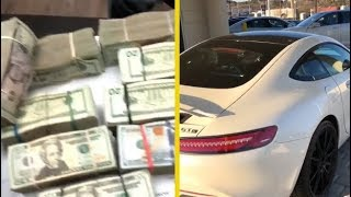 Lil Baby Drops $250K IN CASH On A New Benz!