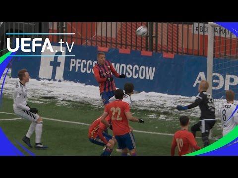 Highlights: CSKA Moskva v Rosenborg