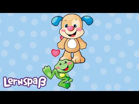 Das Freunde-Lied mit Hündchen | Lernspaß | Fisher-Price Deutsch | Kinderlieder | Cartoons für Kinder