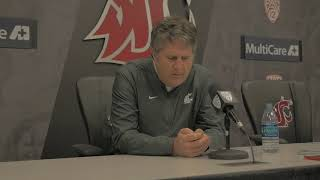 Mike Leach Following Win Over Eastern