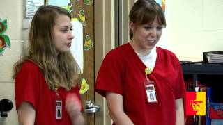 'Pitt State Nursing students host