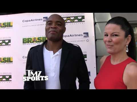 Baixar Anderson Silva -- The Rock Would Kick My Ass!!